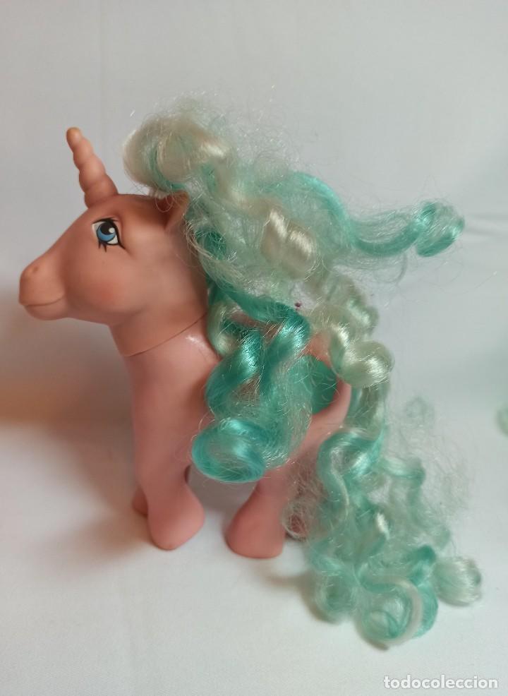 Muñecas Modernas: Muñecos My little Ponny de Hasbro G-1 Sugar Sweet Candy Cane 1983 PAT PEND - Foto 4 - 240339165