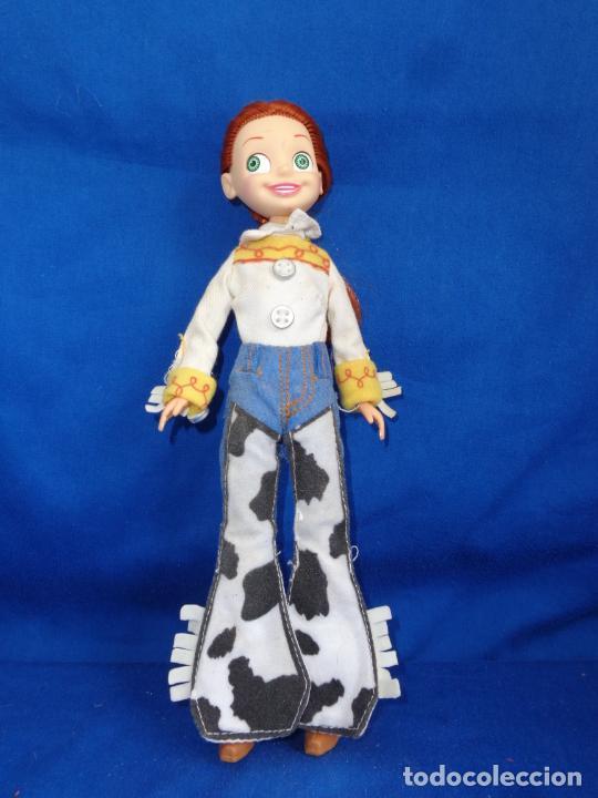 Muñecas Modernas: DISNEY - RARA MUÑECA BARBIE JESSIE TOY STORY AÑO 2001 VER FOTOS! SM - Foto 13 - 240744490