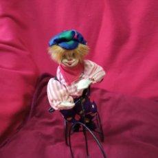 Muñecas Modernas: PAYASETE ANTIGUO. Lote 241018195