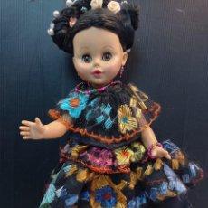 Muñecas Modernas: ANTIGUA MUÑECA MEXICANA EMY,. Lote 241101030