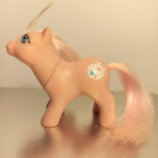 Muñecas Modernas: MUÑECOS MY LITTLE PONY G-1 BABY TIDDLEY-WINKS PAT PEND 1985. Lote 241182315