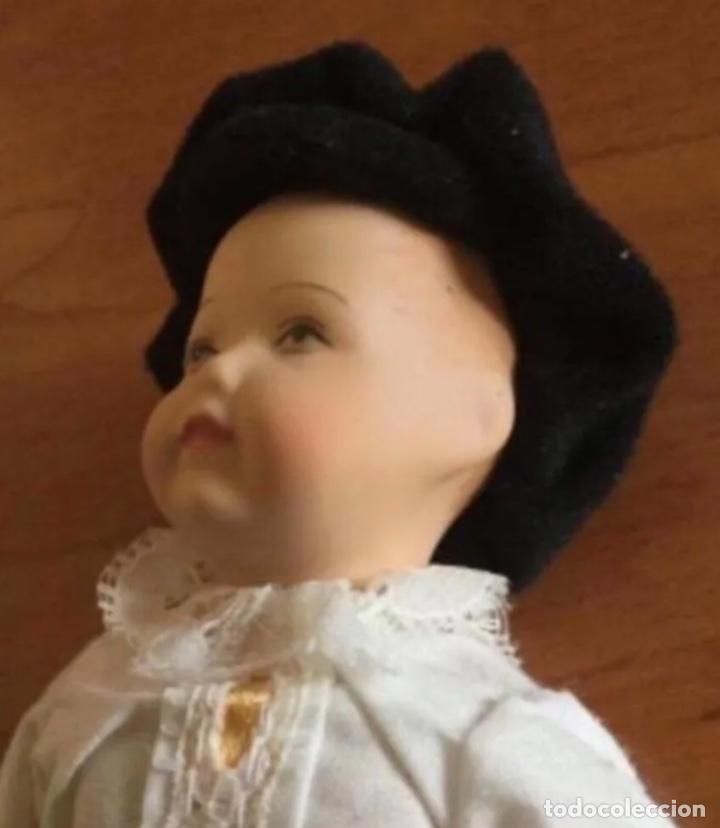 Muñecas Modernas: Lindo Muñeco de Porcelana. Cara Bonita. En su caja - Foto 2 - 241387600