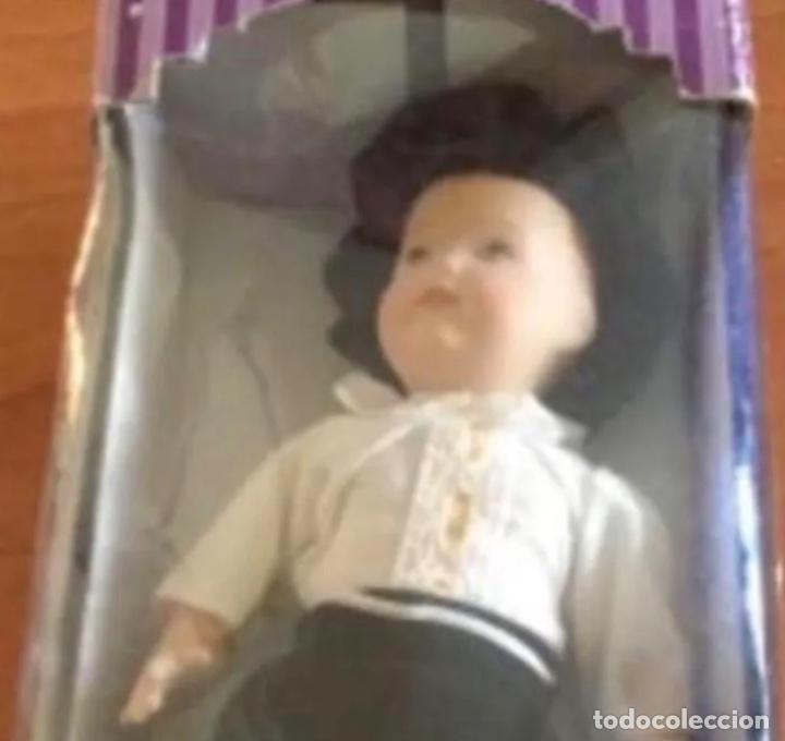 Muñecas Modernas: Lindo Muñeco de Porcelana. Cara Bonita. En su caja - Foto 3 - 241387600