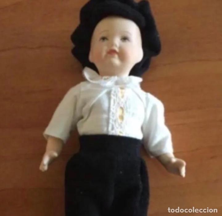 Muñecas Modernas: Lindo Muñeco de Porcelana. Cara Bonita. En su caja - Foto 4 - 241387600