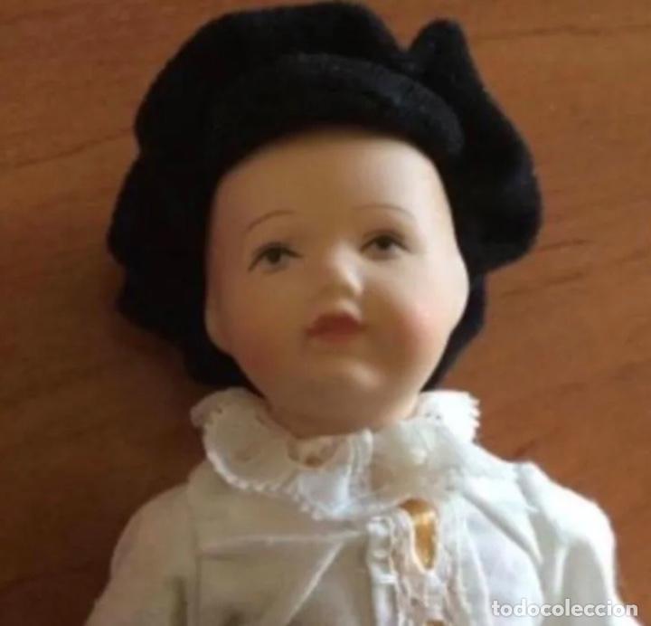 Muñecas Modernas: Lindo Muñeco de Porcelana. Cara Bonita. En su caja - Foto 5 - 241387600