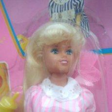 Bambole Moderne: BLISTER MUÑECA EMBARAZADA CON BEBES AÑOS 80. Lote 242989025