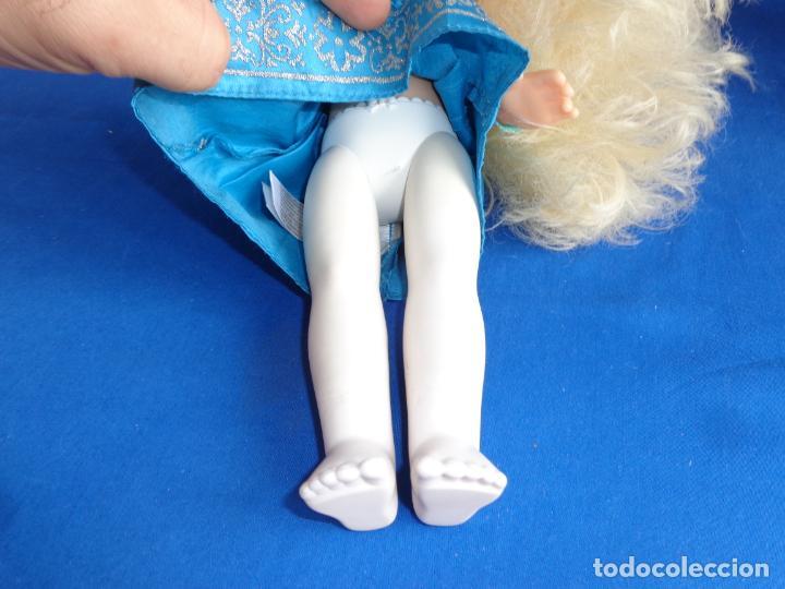Muñecas Modernas: DISNEY - GRACIOSA MUÑECA DISNEY FROZEN MIDE UNOS 34 CM, VER FOTOS! SM - Foto 7 - 243205175