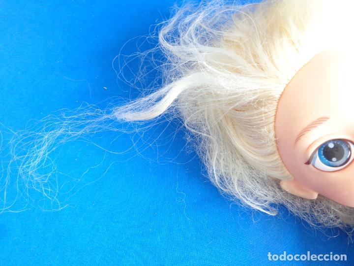 Muñecas Modernas: DISNEY - GRACIOSA MUÑECA DISNEY FROZEN MIDE UNOS 34 CM, VER FOTOS! SM - Foto 12 - 243205175