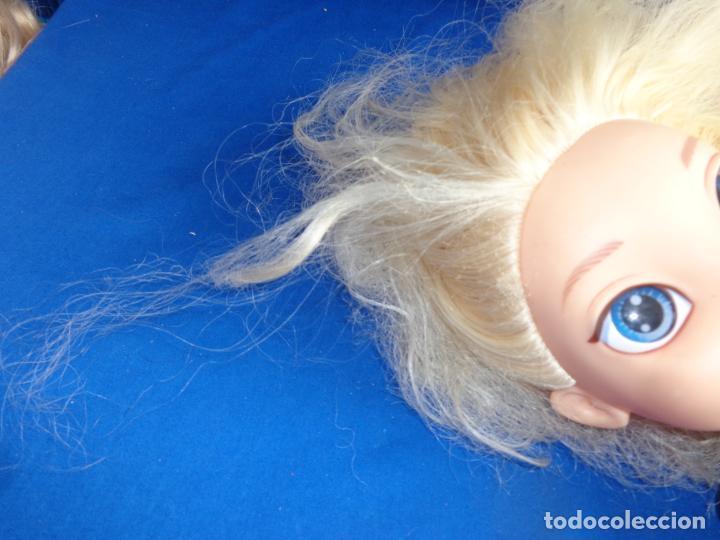 Muñecas Modernas: DISNEY - GRACIOSA MUÑECA DISNEY FROZEN MIDE UNOS 34 CM, VER FOTOS! SM - Foto 13 - 243205175
