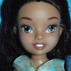 Muñecas Modernas: MUÑECA JASMINE DE ALADIN DISNEY 15 CM. Lote 243984220
