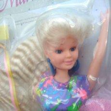 Muñecas Modernas: BLISTER AÑOS 80 MUÑECA DE MARTINE CON ACCESORIOS. Lote 246086020
