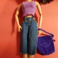 Muñecas Modernas: CONJUNTO BARBIE GENERACIÓN GIRL CHELSIE 1998. Lote 246349330