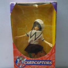Muñecas Modernas: MUÑECA SAKURA DE CARD CAPTORS SERIE FASHION DOLL EN CAJA ORIGINAL. Lote 247394850