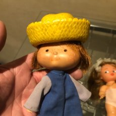 Muñecas Modernas: MUÑECA PEQUEÑA AMERICANA A CLASIFICAR. Lote 248627030