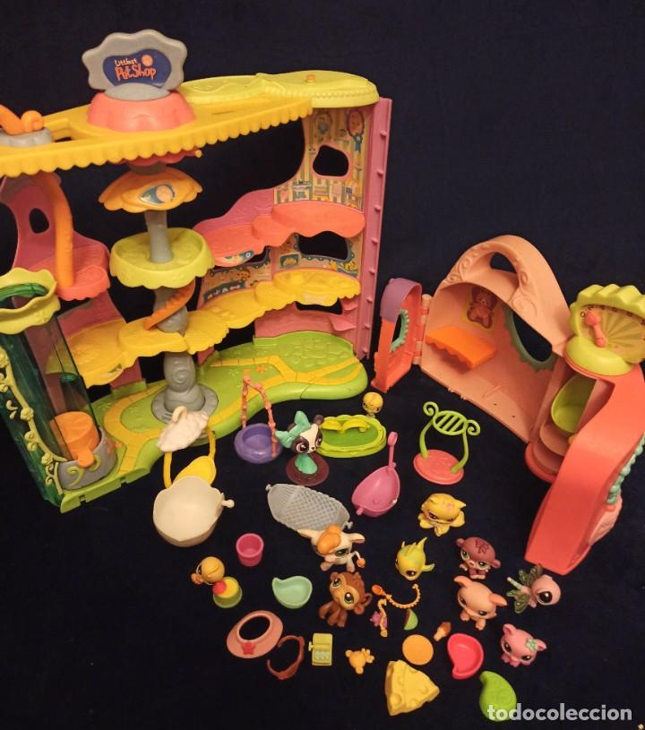 LOTE DE MUÑECOS LITTLE PET SHOP (Juguetes - Muñeca Extranjera Moderna - Otras Muñecas)