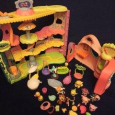 Muñecas Modernas: LOTE DE MUÑECOS LITTLE PET SHOP. Lote 252207815