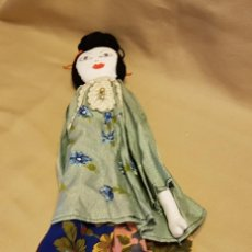 Muñecas Modernas: MUÑECA ASIATICA. Lote 253191330