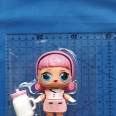 Muñecas Modernas: MUÑECA LOL SURPRISE MADAME QUEEN DE LA COLECCIÓN LOL WINTER CHILL. Lote 253919875