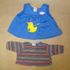 Muñecas Modernas: CONJUNTO MUÑECA BABY BORN DE ZAPF CREATION. Lote 257334470