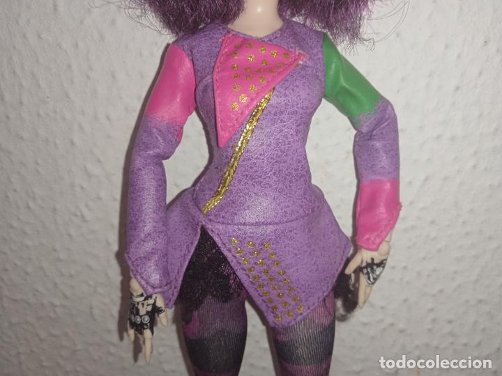 Muñecas Modernas: Muñeca mal los descendientes disney - Foto 4 - 257337515