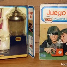 Muñecas Modernas: EUREKA - JUEGO BAR - NUEVO Y EN SU CAJA ORIGINAL - AÑOS 70. Lote 257338990