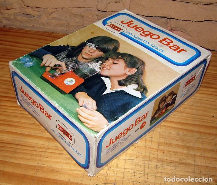 Muñecas Modernas: EUREKA - JUEGO BAR - NUEVO Y EN SU CAJA ORIGINAL - AÑOS 70 - Foto 2 - 257338990
