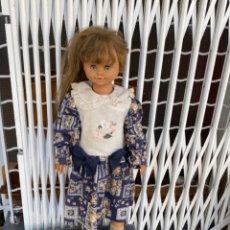 Muñecas Modernas: ANTIGUA MUÑECA JESMAR 90 CM . VER FOTOS. Lote 257359150