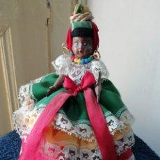 Muñecas Modernas: MUÑECA VINTAGE, BRASILEÑA. Lote 258879140