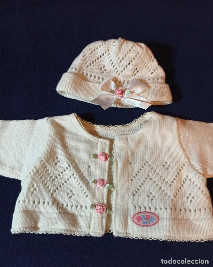 Muñecas Modernas: Lote de muñeco Baby Born con casi todo original. - Foto 3 - 263000530