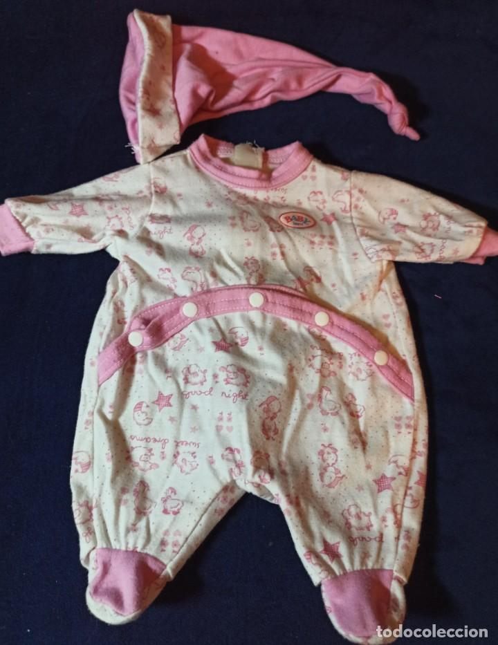 Muñecas Modernas: Lote de muñeco Baby Born con casi todo original. - Foto 13 - 263000530