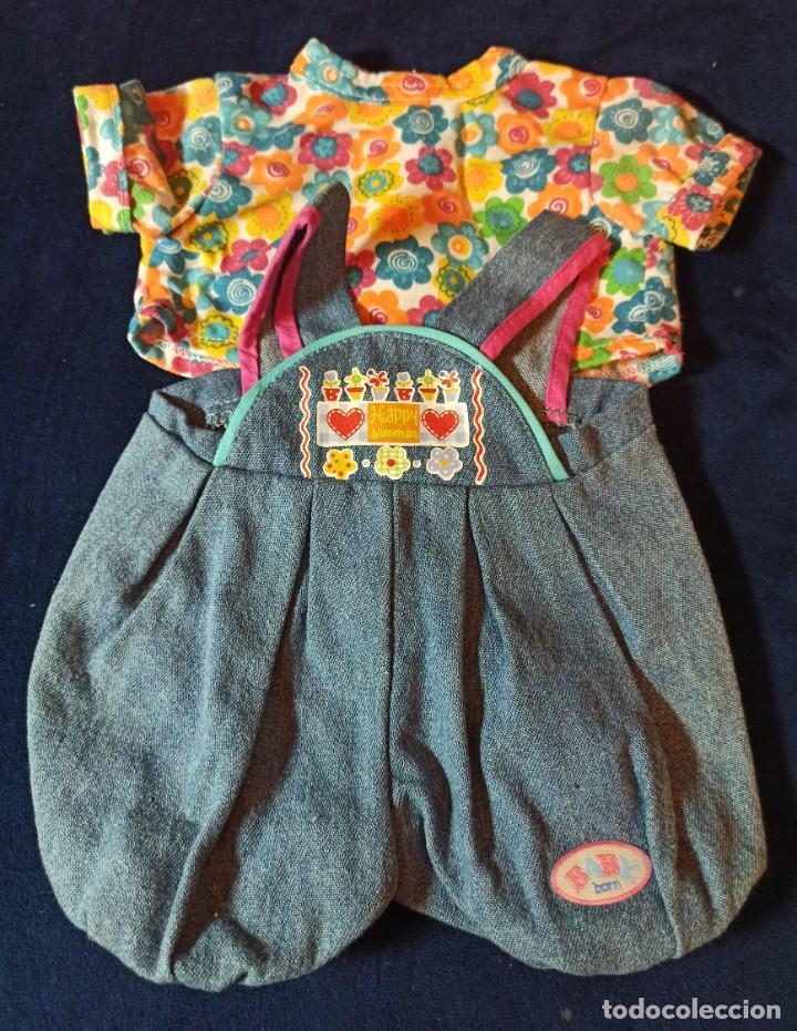 Muñecas Modernas: Lote de muñeco Baby Born con casi todo original. - Foto 17 - 263000530