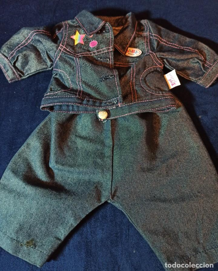 Muñecas Modernas: Lote de muñeco Baby Born con casi todo original. - Foto 5 - 263000665