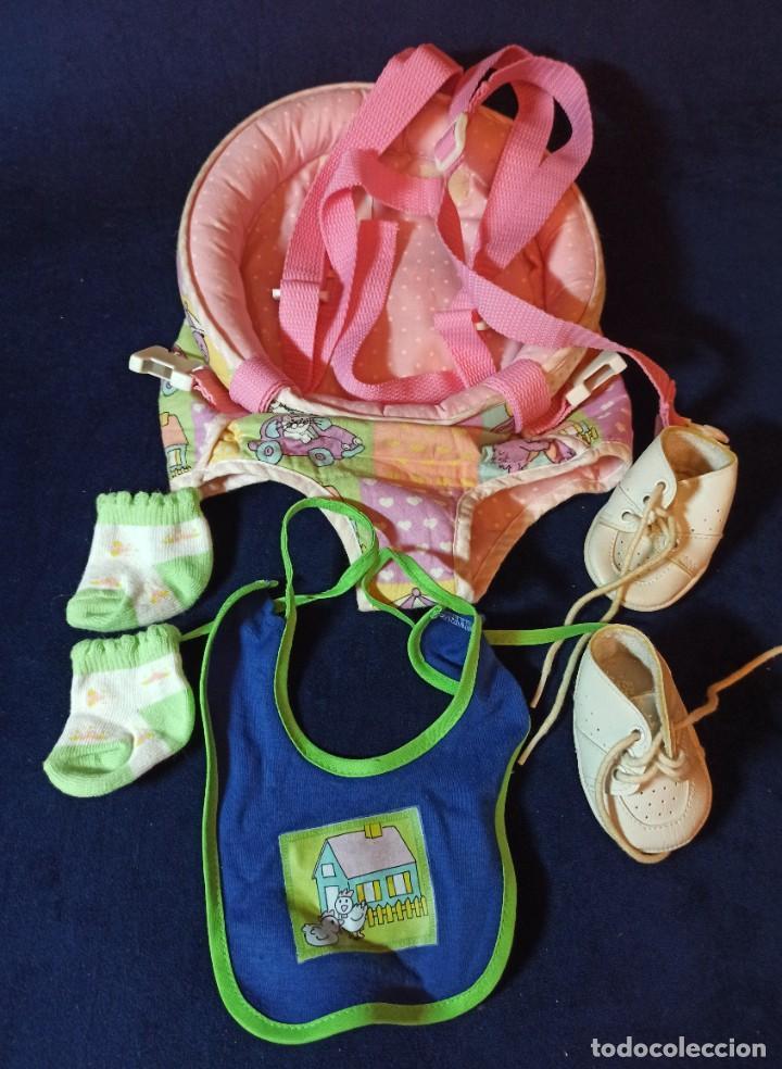 Muñecas Modernas: Lote de muñeco Baby Born con casi todo original. - Foto 16 - 263000665