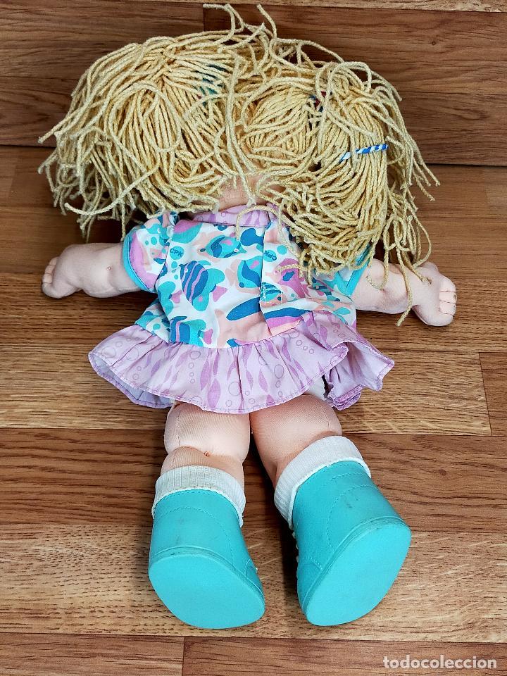 Muñecas Modernas: muñeca repollo hasbro años 90 Cabbage patch kids first edition CON CERTIFICADO - Foto 5 - 263713540