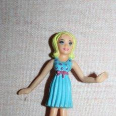 Muñecas Modernas: MUÑECA PEQUENITA POLLY´S POCKET 9CM. Lote 263802545