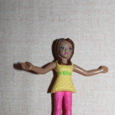 Muñecas Modernas: MUÑECA PEQUENITA POLLY´S POCKET 9CM. Lote 263802590
