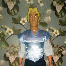 Muñecas Modernas: MUÑECO CAPITAN JHON SMITH DE POCAHONTAS - DISNEY STORE. Lote 266810259
