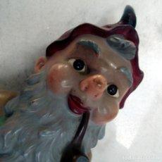 Muñecas Modernas: GNOMO DE JARDÍN. HUCHA. HEISSNER.. Lote 267114549