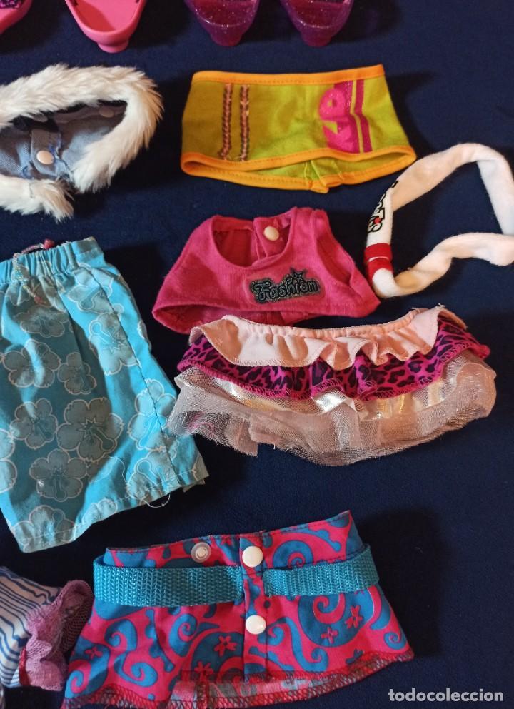Muñecas Modernas: Lote de ropa de muñecas Jaggets de Famosa - Foto 4 - 267816729