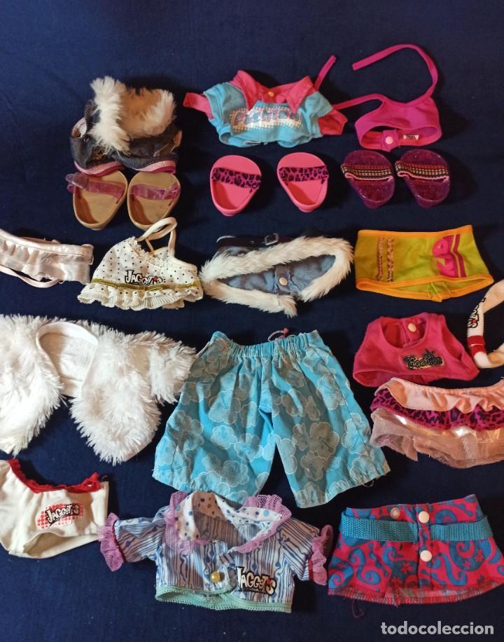 Muñecas Modernas: Lote de ropa de muñecas Jaggets de Famosa - Foto 8 - 267816729