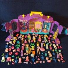 Muñecas Modernas: LOTE DE MUÑECAS POLLY POCKET. Lote 267818399