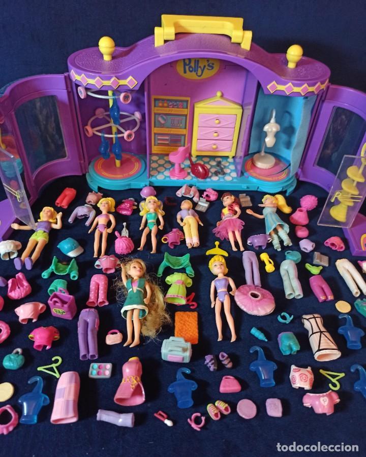 Muñecas Modernas: Lote de muñecas Polly Pocket - Foto 2 - 267818399