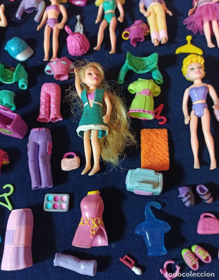Muñecas Modernas: Lote de muñecas Polly Pocket - Foto 9 - 267818399