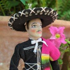 Muñecas Modernas: MUÑECO JORGE NEGRETE - EN CAJA. Lote 268582439