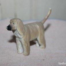 Muñecas Modernas: MUÑECO ANIMALES PERRITO DE GOMA DURA - MEDIDA DE ALTURA: 5,5CM. Lote 269012049