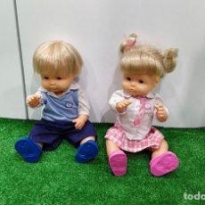 Muñecas Modernas: PAREJA NENUCO. Lote 269491113