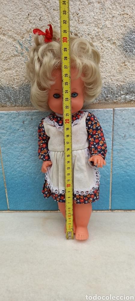 Muñecas Modernas: BONITA MUÑECA ALEMANA MARCADA EN EL CUELLO HV AÑOS 60? - Foto 2 - 271993323