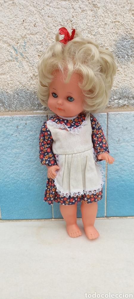 Muñecas Modernas: BONITA MUÑECA ALEMANA MARCADA EN EL CUELLO HV AÑOS 60? - Foto 3 - 271993323