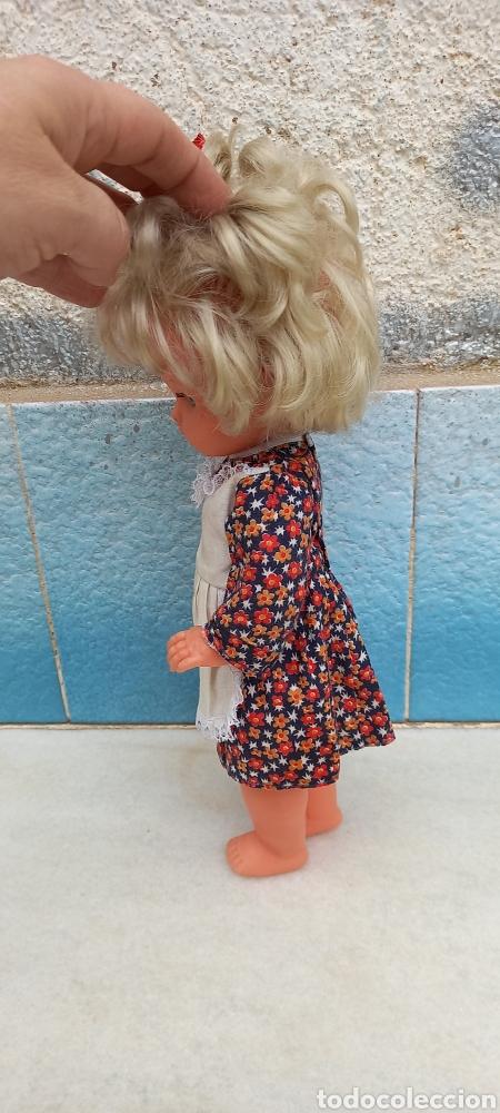 Muñecas Modernas: BONITA MUÑECA ALEMANA MARCADA EN EL CUELLO HV AÑOS 60? - Foto 6 - 271993323
