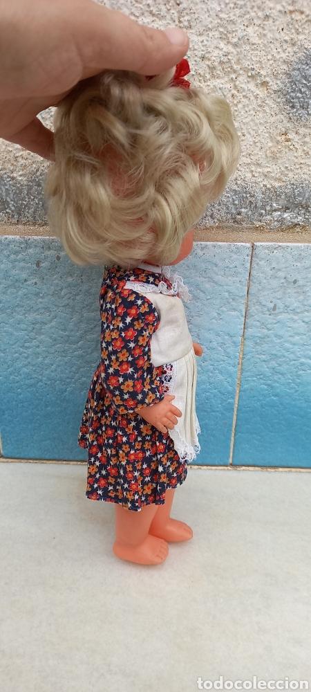 Muñecas Modernas: BONITA MUÑECA ALEMANA MARCADA EN EL CUELLO HV AÑOS 60? - Foto 8 - 271993323